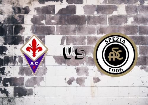 Fiorentina vs Spezia  Resumeny goles