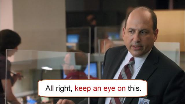 Arti Keep an Eye On