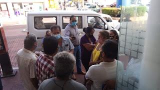 Atiende Capama a vecinos de Alta Cuauhtémoc