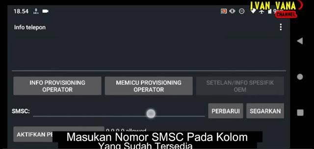Mengatasi Android Tidak Bisa Kirim SMS