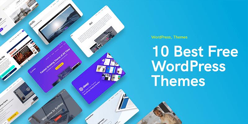 word press best theme