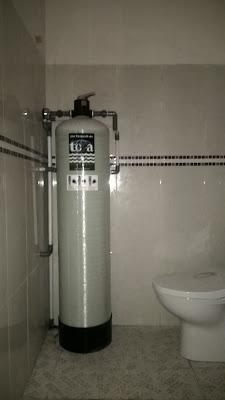 filter air bekasi utara