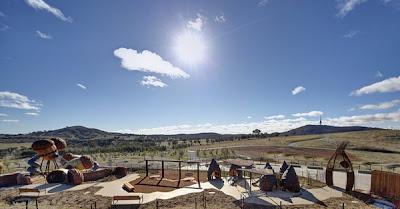 El parque nacional Arboretum  en  Australia