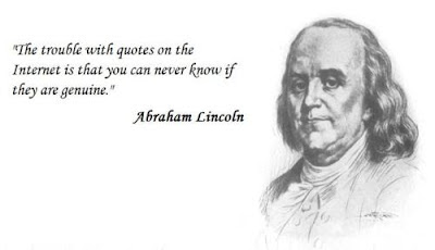 Ben Franklin troll quote