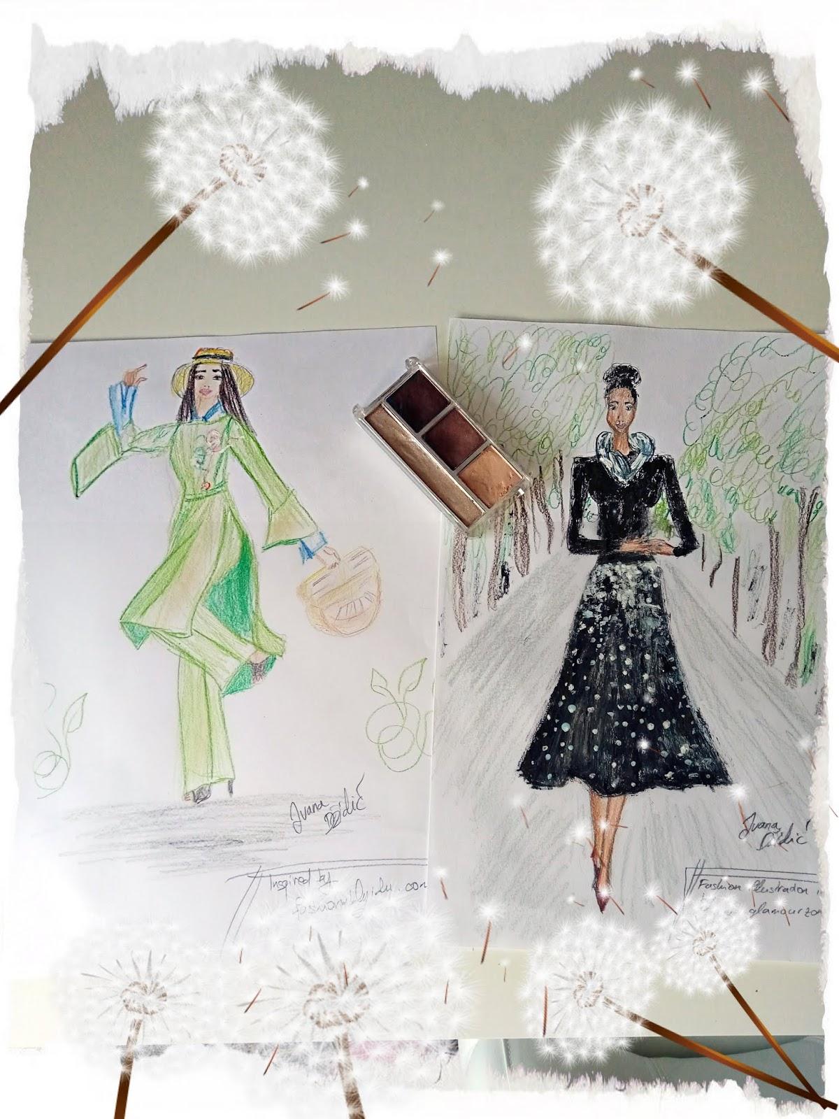#fashionillustrations