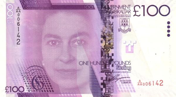 uang pound gibraltar