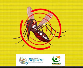 Dengue: Boletim Epidemiológico em Registro-SP