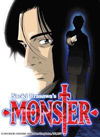 جميع حلقات الأنمي Monster مترجم