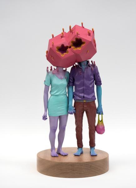Troy Coulterman escultures