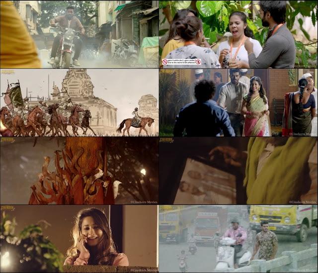 Tarakaasura 2018 Hindi Dubbed 720p WEBRip