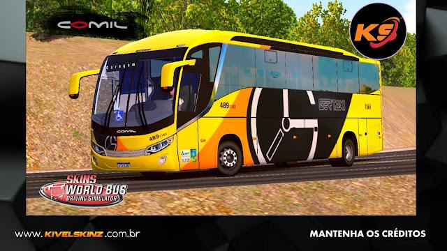 COMIL 1200 4X2 - VIAÇÃO GERTAXI
