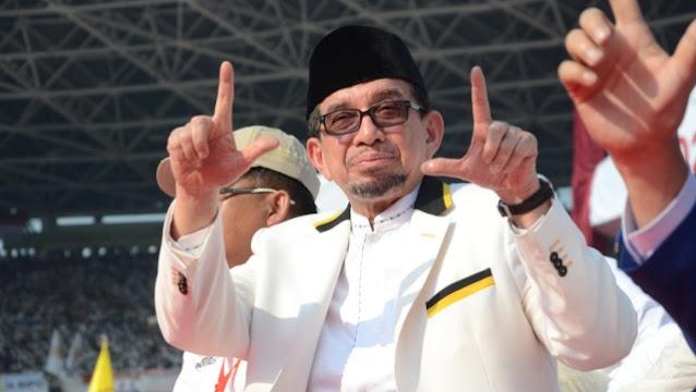 Jelang Pilpres, PKS Minta Salim Segaf Tampil ke Publik