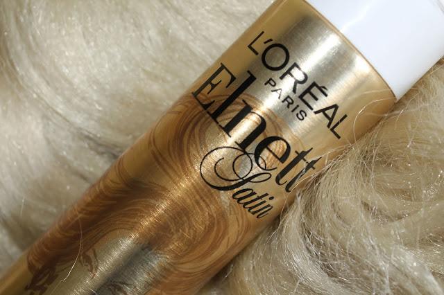 Laque Fixation Forte - Elnett Satin - L'Oréal