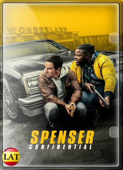Spenser: Confidencial (2020) DVDRIP LATINO