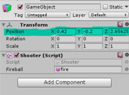 Unity Game Engine: اكتشاف onCollisionEnter