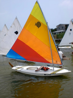Donate Sailboat