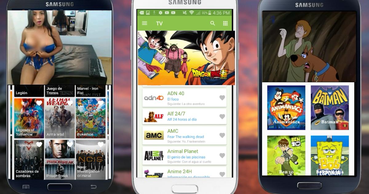 Top 4 Mejores Apps Para Ver Television De Paga Gratis