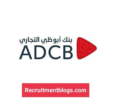 Fresh Graduates at Abu Dhabi Commercial Bank ADCB