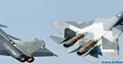 India Favouring Additional Rafale Jets Over Russian Stealth Fighter