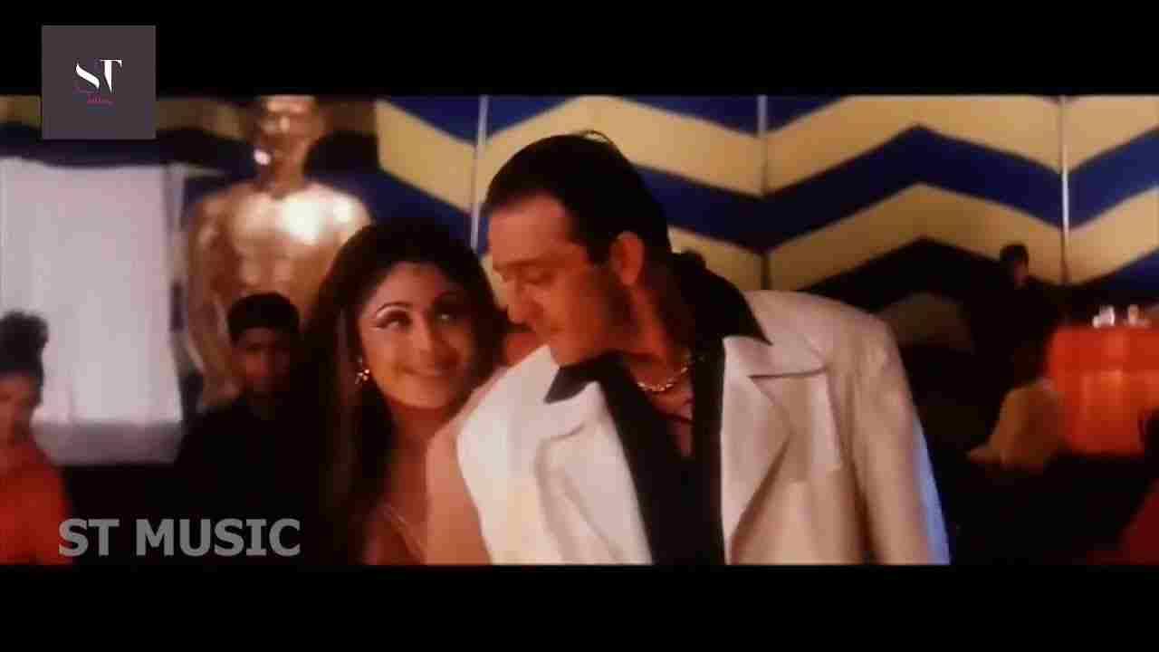आईला रे लड़की मस्त मस्त Aaila Re Ladki Mast Mast Lyrics in Hindi Jung Anu Malik x Alka Yagnik Superhit Bollywood Song