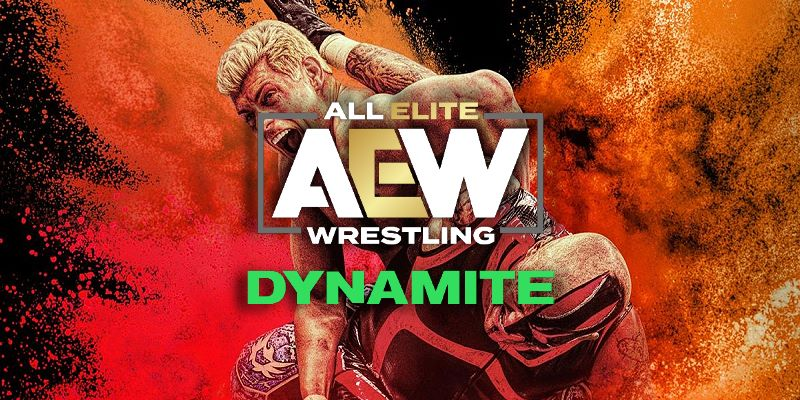 Updated Lineup For Tonight's AEW Dynamite, More Matches Announced
