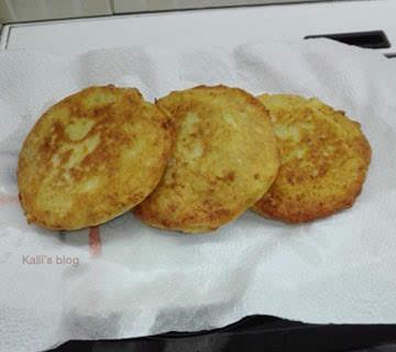 Πιτάκια με ζύμη από πατάτα, Kalli's blog