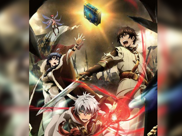 Sinopsis anime Chain Chronicle: Haecceitas no Hikari (2017)