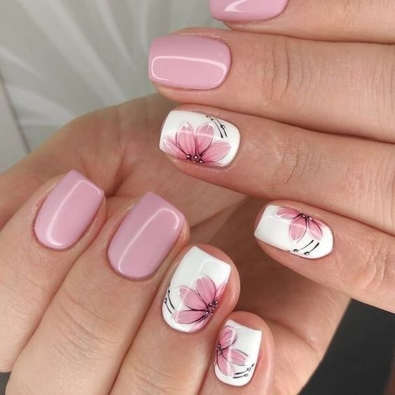 Summer Nail Inspiration I Miss Rich