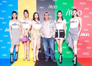 iROO X 世大運 Fashion Show  王心恬、林葦茹領軍展演運動時尚