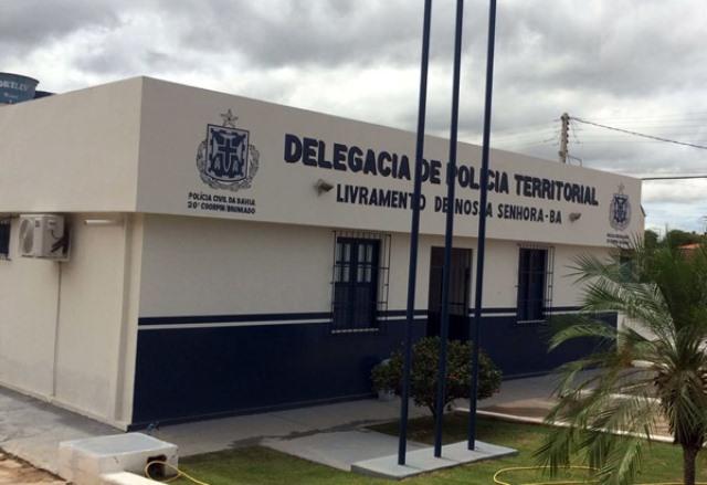 Homem é detido na Chapada acusado de perturbação do sossego e desobediência