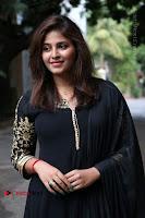 Anjali Latest Stills in Black Anarkali Dress at Taramani Success Meet .COM 0002.jpg