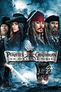 Pirates of the Caribbean: On Stranger Tides [2011] [DVDR] [NTSC]  [Latino]