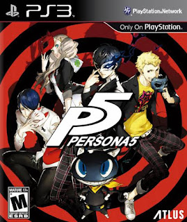PERSONA 5 PS3 free download full version