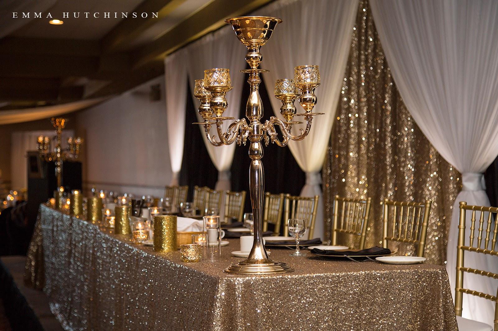 Central Newfoundland decor by Spotlight Events - wedding photography by Emma Hutchinson