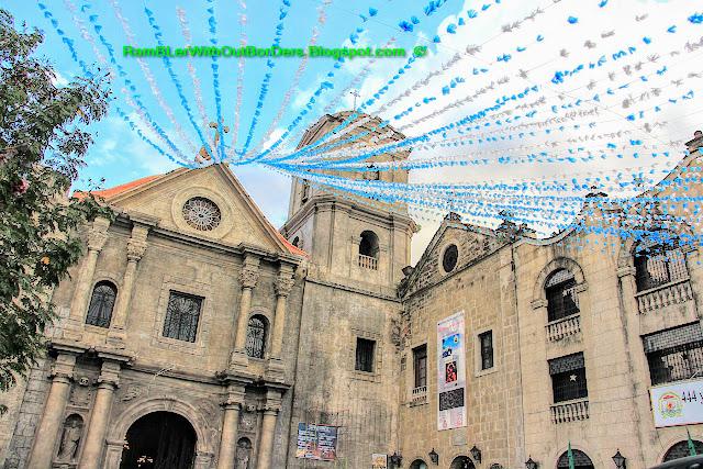 san augustin church, Intramuros, Manila, Philippines