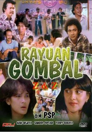 PSP - Rayuan Gombal (1980) VCDRip