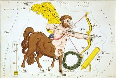 Zodia şi constelaţia Săgetătorului