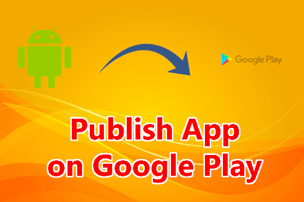 publish app on google play