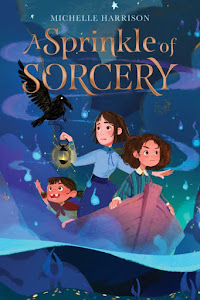 A Sprinkle of Sorcery (A Pinch of Magic #2) by Michelle Harrison