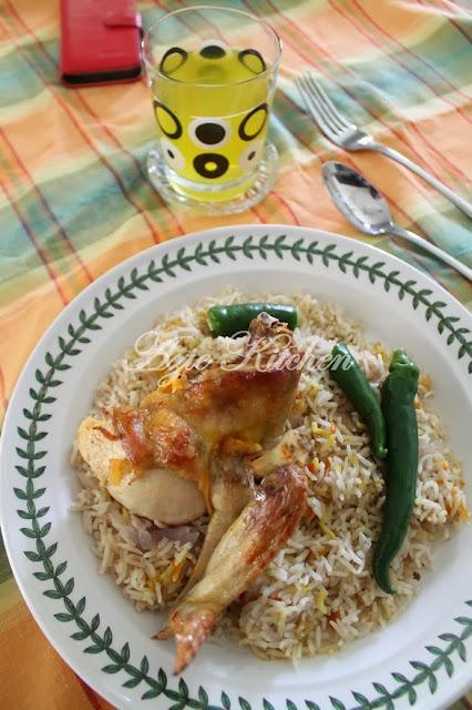 Nasi Mandi Yemen