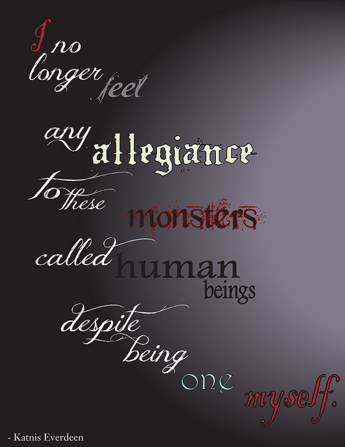 Quotes From Hunger Games Trilogy. QuotesGram