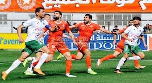 النجم الساحلي يحقق فوز كاسح على فريق حمام الأنف برباعيه في الرابطة التونسية لكرة القدم