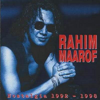Rahim Maarof - Cinta Kristal MP3