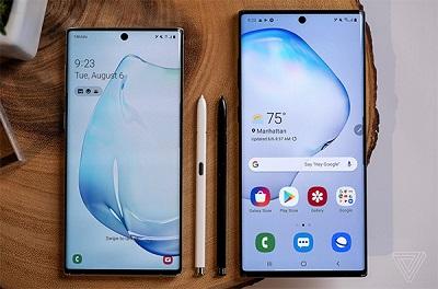 Samsung ra mắt bộ đôi Galaxy Note 10 và Note 10+: Loại bỏ hoàn toàn cổng cắm tai nghe, cấu hình siêu khủng
