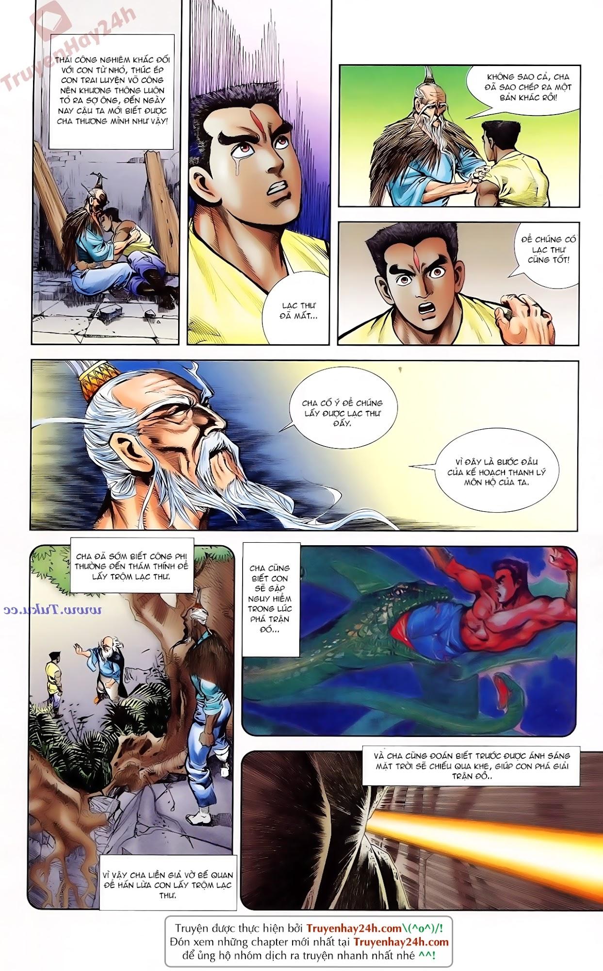 Cơ Phát Khai Chu Bản chapter 75 trang 14