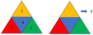 jawaban hitunglah segitiga pada gambar