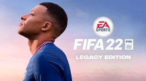 FIFA 22 Nintendo Switch Legacy Edition