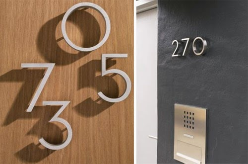 Erdal Team Blog Where To Find House Numbers For Eichlers And Mid Century Modern Homes