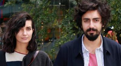 النجمة التركية توبا بويوكستون في علاقة مع لاعب كرة قدم تركي
