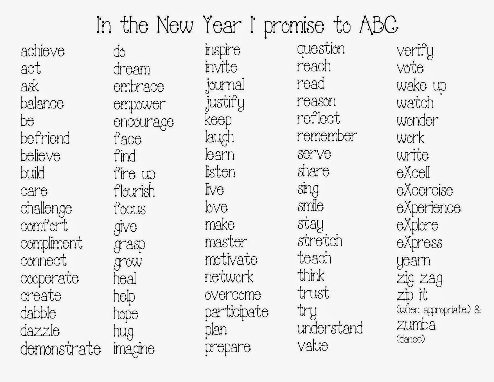 Classroom Freebies Happy New Year Word Art Craftivity